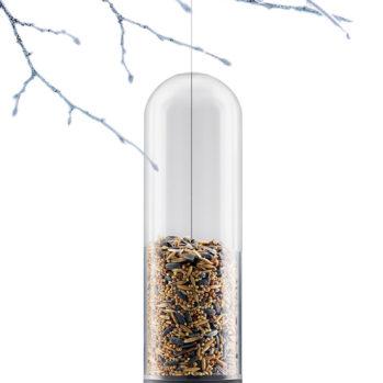 Karmnik dla małych ptaków tuba Eva Solo