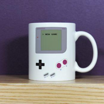 Kubek Game Boy