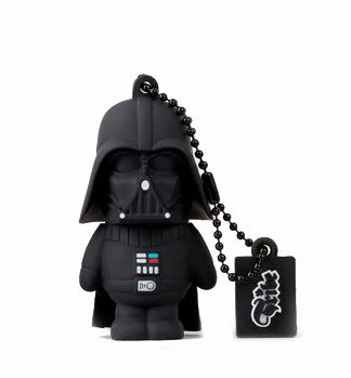 Pendrive StarWars Darth Vader 16gb Tribe