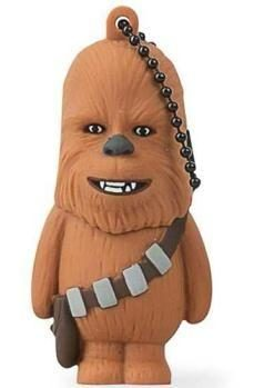 Pendrive StarWars Chewbacca 8gb Tribe