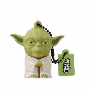 Pendrive StarWars Yoda 16gb Tribe