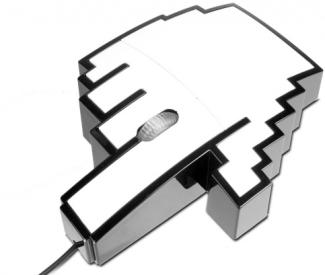 Śmieszna myszka komputerowa – Pikselowy kursor