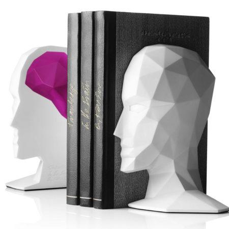 Podpórka do książek Knowledge in the brain
