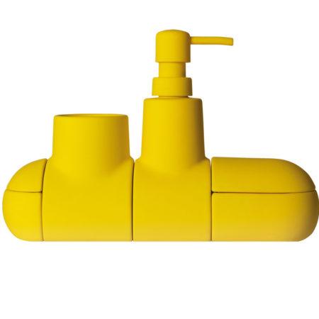 Akcesoria łazienkowe Submarino od Seletti