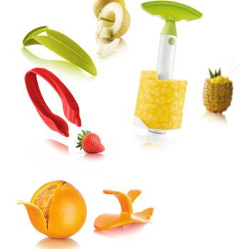 Akcesoria kuchenne do owoców Fruit Set od Vacu Vin