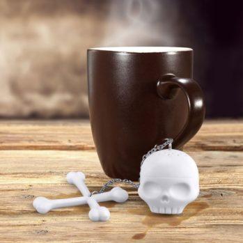 Zaparzacz do herbaty czaszka – Tea Bones