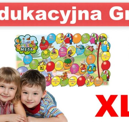Gra planszowa Bal u Osiołka XL 240X137cm