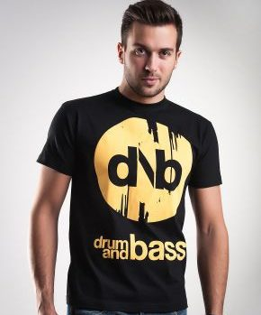 Koszulka DnB Black