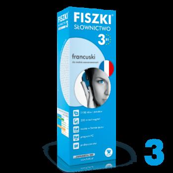 Fiszki - język francuski - Słownictwo 3