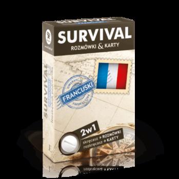 Fiszki - język francuski - Survival
