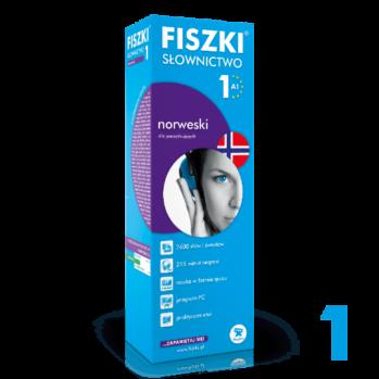 Fiszki - język norweski - Słownictwo 1