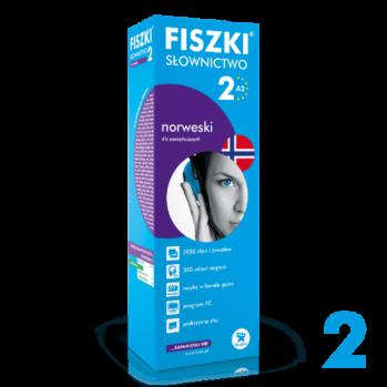 Fiszki - język norweski - Słownictwo 2