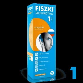 Fiszki - język rosyjski - Słownictwo 1