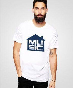 Koszulka House music 2