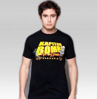 Koszulka Kapitan Bomba 2