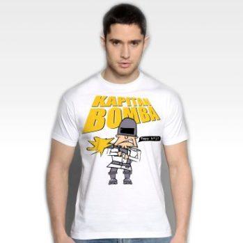 Koszulka Kapitan Bomba Tępy H*j