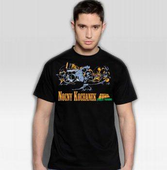 Koszulka Nocny Kochanek Black