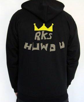 Bluza z kapturem RKS HUWDU 2