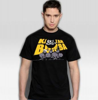 Koszulka RKS HUWDU Black