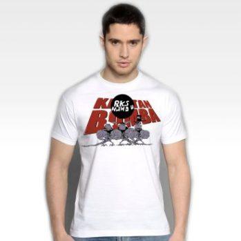 Koszulka RKS HUWDU White