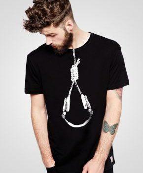 Koszulka Rope-headphones