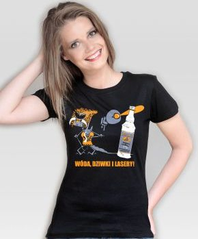 Koszulka damska Wóda