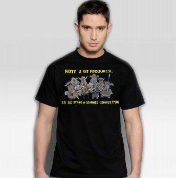 Koszulka Z Git Produkcji