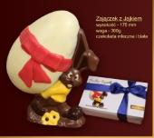 Czekoladki Zajączek z Jajkiem