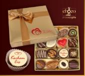 Czekoladki Walentynkowe czekoladki