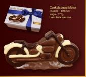 Czekoladki Motor z czekolady