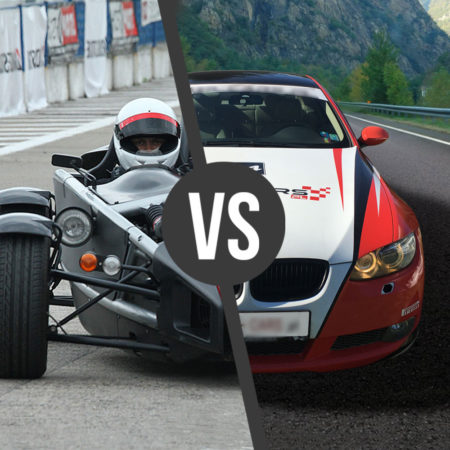 Ariel Atom & BMW BiTurbo Performance - Tor Borsk - 6 Okrążeń