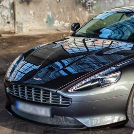 Aston Martin DB9 - Tor Kamień Śląski - 6 Okrążeń
