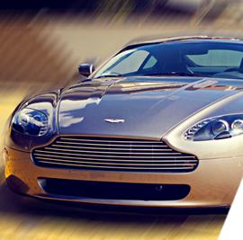 Aston Martin Vantage - Tor Kamień Śląski - 6 Okrążeń