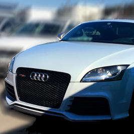 Audi TT RS - Tor Kamień Śląski - 2 Okrążenia