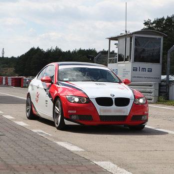 BMW BiTurbo Performance - Tor Białystok - 4 Okrążenia