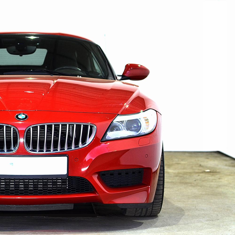 Bmw Z4 Blog: BMW Z4 - Tor Kamień Śląski - 6 Okrążeń