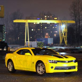 Chevrolet Camaro - Tor Poznań Karting - 4 Okrążenia