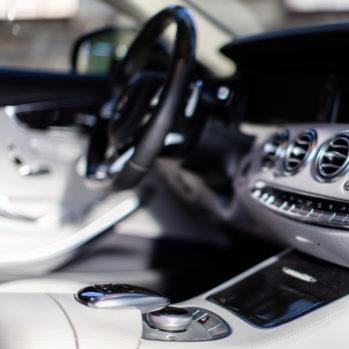 Mercedes S500 Coupe - Tor Poznań Karting - 4 Okrążenia
