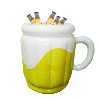 Nadmuchiwany kufel do chłodzenia piwa