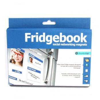 Facebookowe magnesy na lodówkę