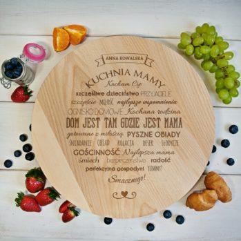 Kuchnia mamy - Deska obrotowa - Deska obrotowa